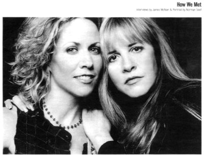 Photo of Stevie and Sheryl